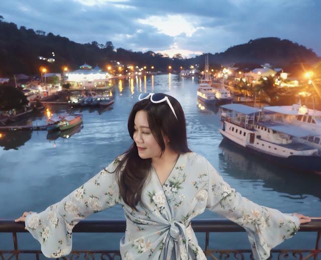 Siti Nurbaya Bridge is Tourist Attraction in West Sumatra