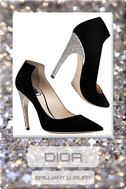 ♦Dior Shoes #dior #highheels #shoes #pumps #eveningshoes #sandals #designershoes #brilliantluxury