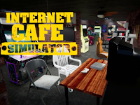 Download Internet Cafe Simolator Mod Apk Unlimited Money for android