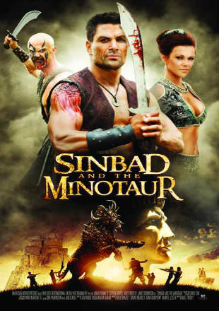 Sinbad and the Minotaur (2011) Dual Audio Hindi 300MB BluRay 480p x264 ESubs
