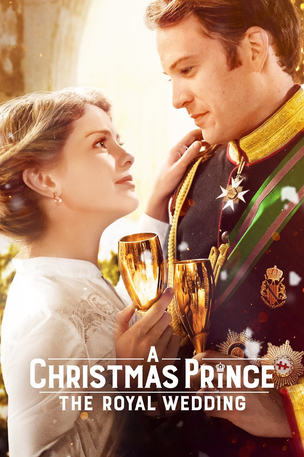 Xem Phim Hoàng Tử Giáng Sinh: Đám Cưới Hoàng Gia