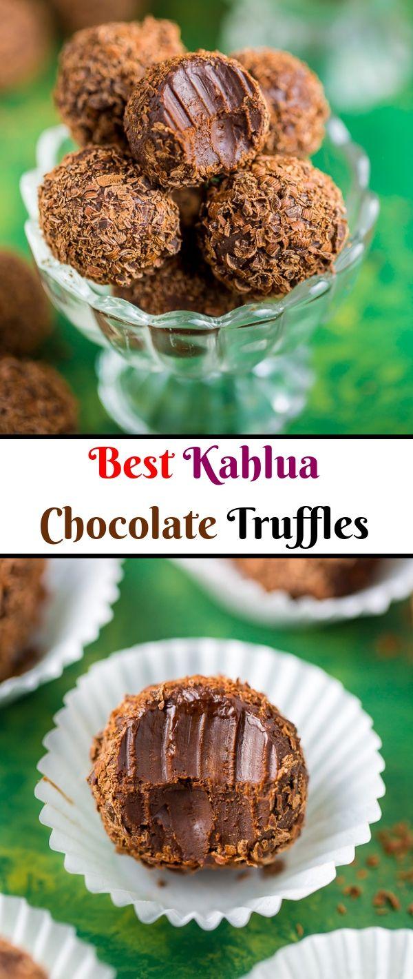 Best Kahlua Chocolate Truffles #Best #Kahlua #Chocolate #Truffles Dessert Recipes Easy, Dessert Recipes Healthy, Dessert Recipes For A Crowd, Dessert Recipes Peach, Dessert Recipes Simple, Dessert Recipes Best, Dessert Recipes Fall,