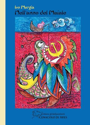 """A metà novembre il nuovo libro di Ivo Murgia: """"Nell'Anno del Maiale"""""""