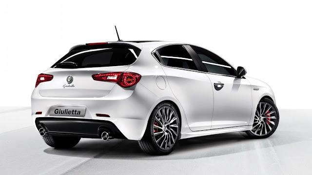 Alfa Romeo Giulietta download besplatne pozadine za desktop 1366x768 automobili