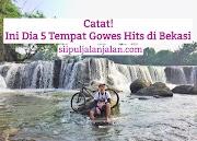 Catat! Ini Dia 5 Tempat Gowes Hits di Bekasi