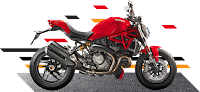 Castiga 1 motocicleta DUCATI + 1 trotineta DUCATI CORSE pe zi - concurs - promotie - rompetrol - premii - vara - benzina - castiga.net