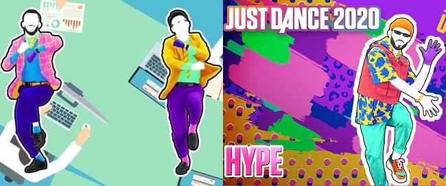 Differences in Just Dance 2021 vs Just Dance 2020