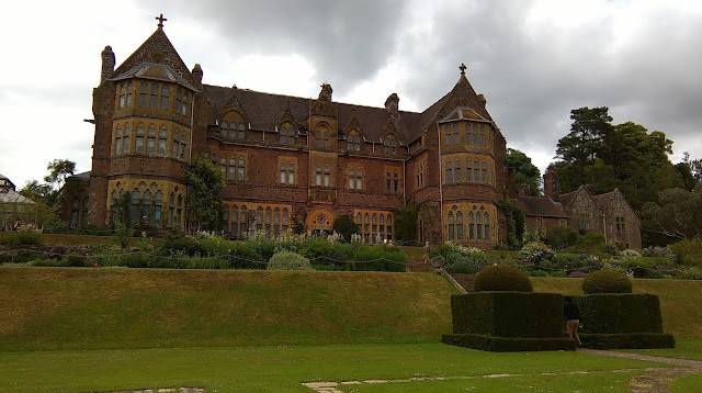 Knightshayes Court in Devon