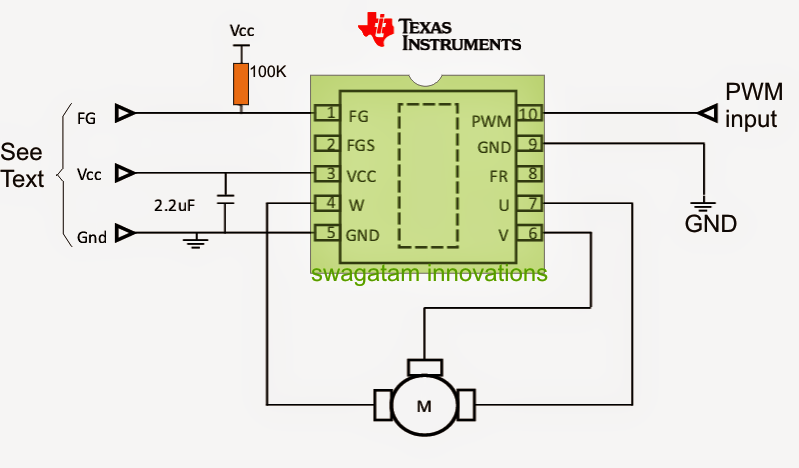 AVR172: Sensorless Commutation of Brushless DC Motor