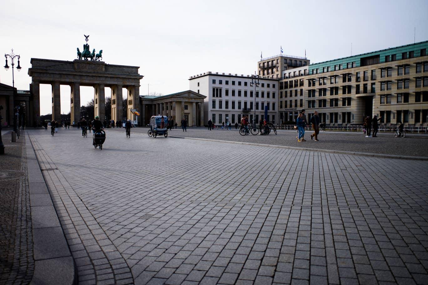 The Pariser Platz