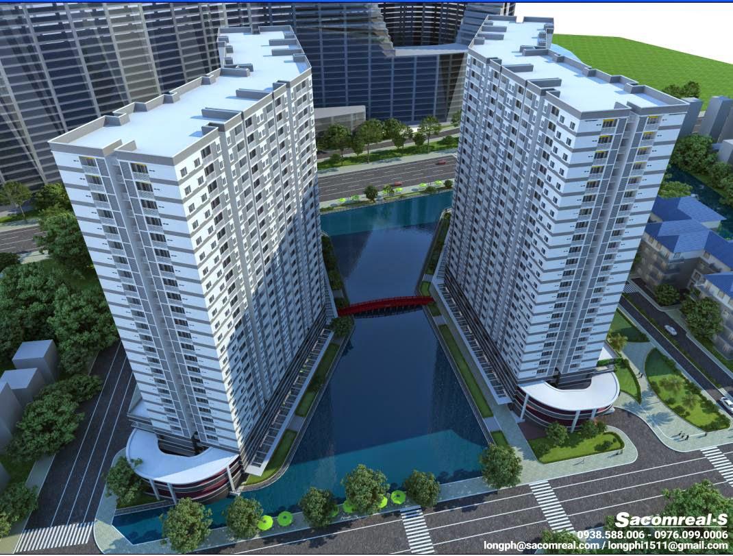 Căn hộ nhà ở xã hội Jamona Apartment trong gói vay 30,000 tỷ