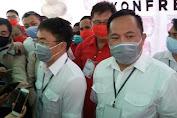 Mendaftar Pertama, AA-RS Yakin Menang Pilwako Manado