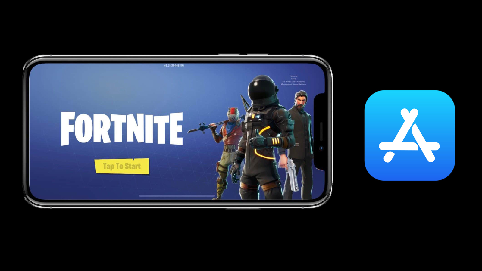 app store, epic games, fortnite