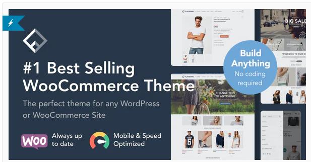 Best  Woocommerce Themes In Wordpress 2021