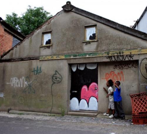Дом с открытой пастью 14