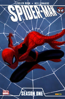 Spiderman - Season One ( Neil Edwards / Cullen Bunn)