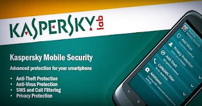 تطبيق-Kaspersky-Mobile-Antivirus-للأندرويد