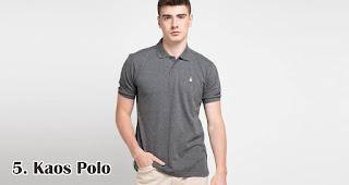 Kaos Polo merupakan salah satu kaos kekinian yang bisa kamu jadikan pilihan untuk souvenir