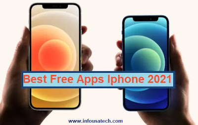 Best free apps iphone 2021 and best apps iphone 12