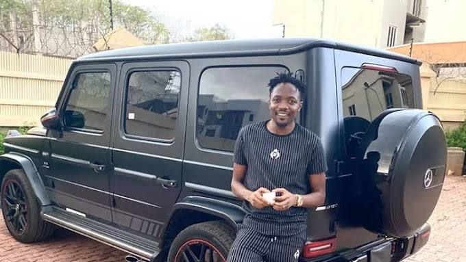 Ahmed Musa shows off 2019 G Wagon Benz worth N120M