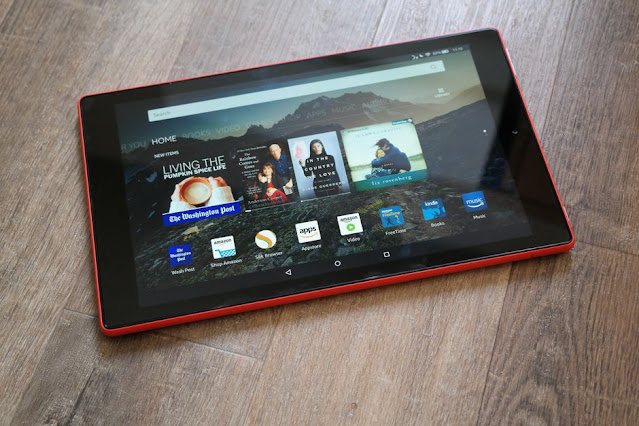 Amazon discounts up to 30% off on several Fire HD 8 and 10 tablet bundles