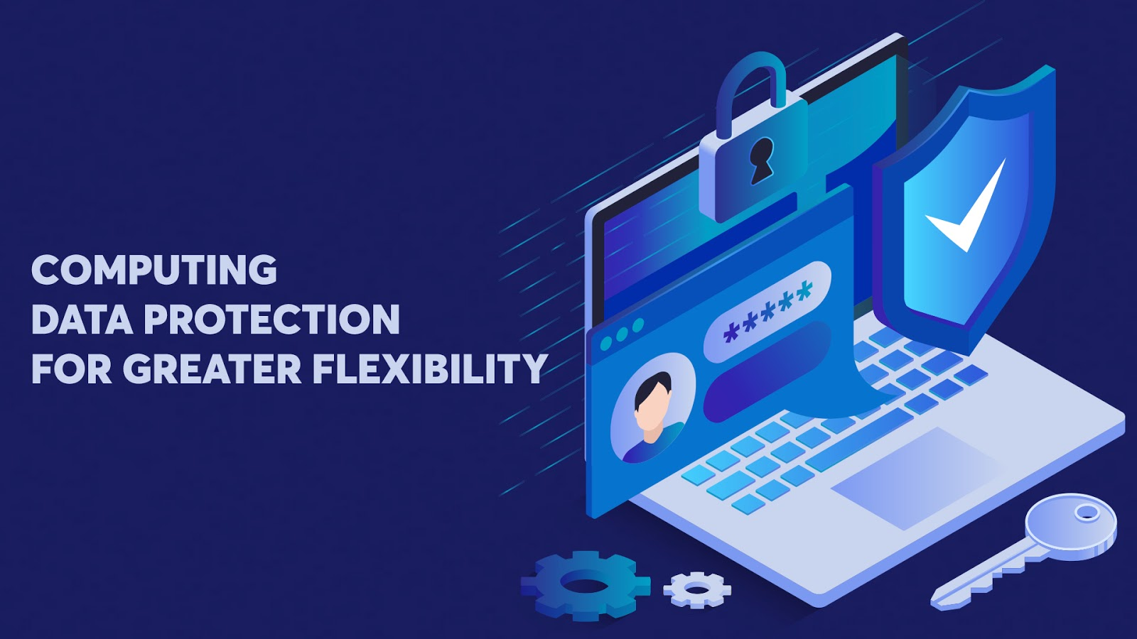 Computing Data Protection for Greater Flexibility