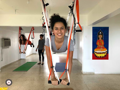 yoga aereo, yoga aerea, air yoga, aeroyoga, aerial yoga, aeropilates, aerial pilates, pilates aereo, fitness, yoga, pilates, aero, deporte, ejercicio, tendencias, formacion, profesores, teacher training