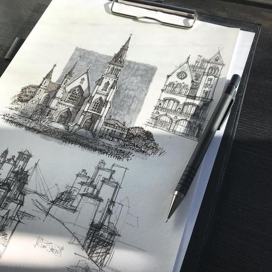 07-Architectural-drawing-study-2-Roman-Maklakov-www-designstack-co