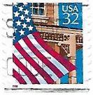 Selo Bandeira dos EUA