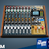 New from Tascam: Model 12 Integrated Desktop Production System