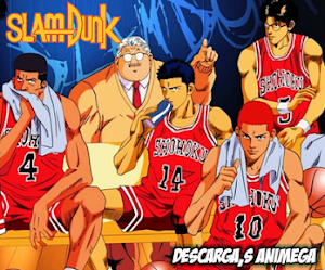 Slam Dunk Manga Servidor: Mega/Mediafire