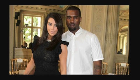 kimberly kardashian y Kanye West Firmaran Acuerdo Prenupcial