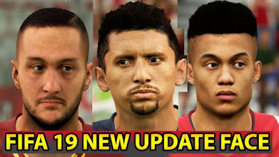 you need to use latest version of Frosty Mod Tools Update, FIFA 19 Big Facepack & Tattoopack V4 by IyasZaen ( 90 Faces )