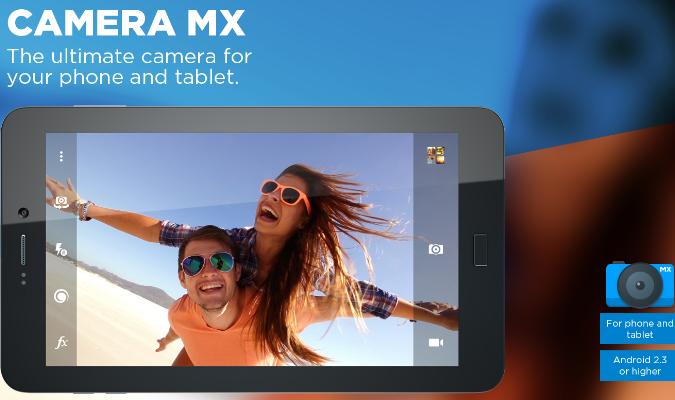 Rekomendasi Aplikasi Kamera Terbaik Di Android - Camera MX