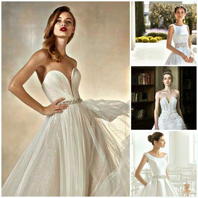 Accesorios ideales para el vestido de novia