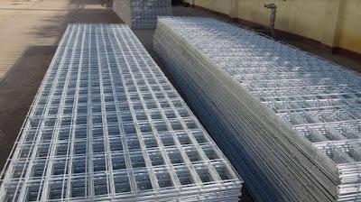 Pabrikasi Besi Wiremesh Ulir Jakarta Terbaik Se-Indonesia