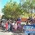 Corrida de saco e muitas brincadeiras marcam o dia das crianças na Escola Municipal Maria de Jesus Tobias
