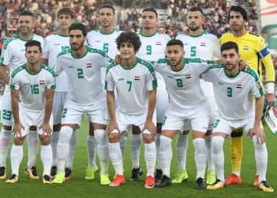 مشاهدة مباراة العراق وكمبوديا
