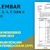 RPP SD Kurikulum 2013 (1 Lembar) Kelas 1-6 Semester 2