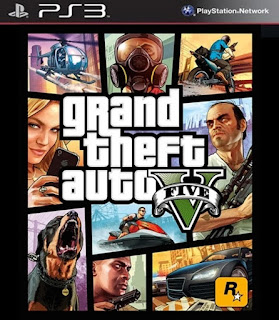 Download Grand Theft Auto V PS3