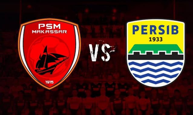 Live Streaming BRI Liga 1 Persib Bandung VS PSM Makassar