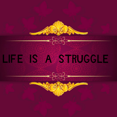 Life is a struggle ( A short story of Bikash Reang)
