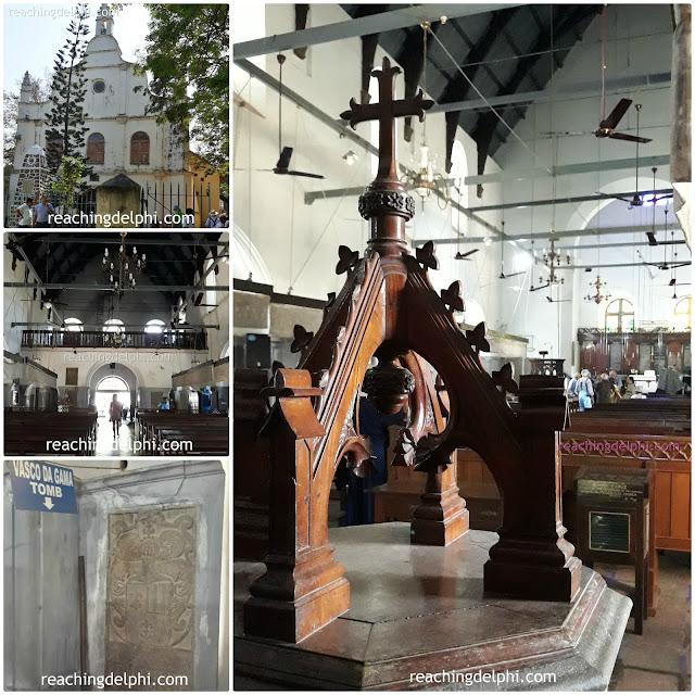 st francis church kochi
