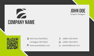 business card psd mockup