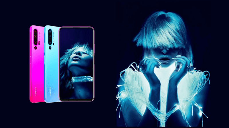 Honor 20 Pro to sport a notchless screen, quad-cameras with dedicated macro lens