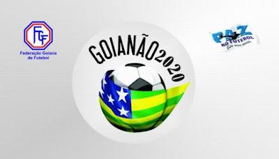 FGF define arbitragem para o retorno do Campeonato Goiano, confira!
