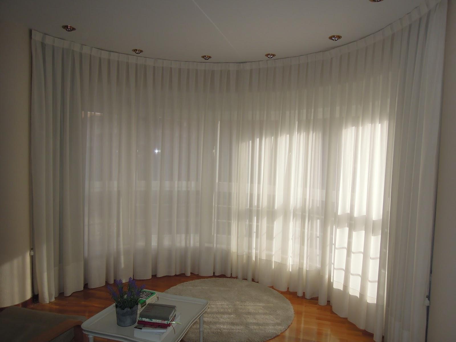 Fotos de cortinas como elegir unas cortinas aqui os for Modelos de cortinas para salon moderno