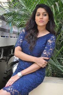 Actress Rashmi Gautam Pictures in Short Dress at tur Talkies Movie Interview  0027