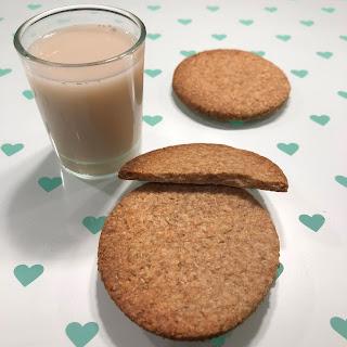 Biscuits intensément vanille