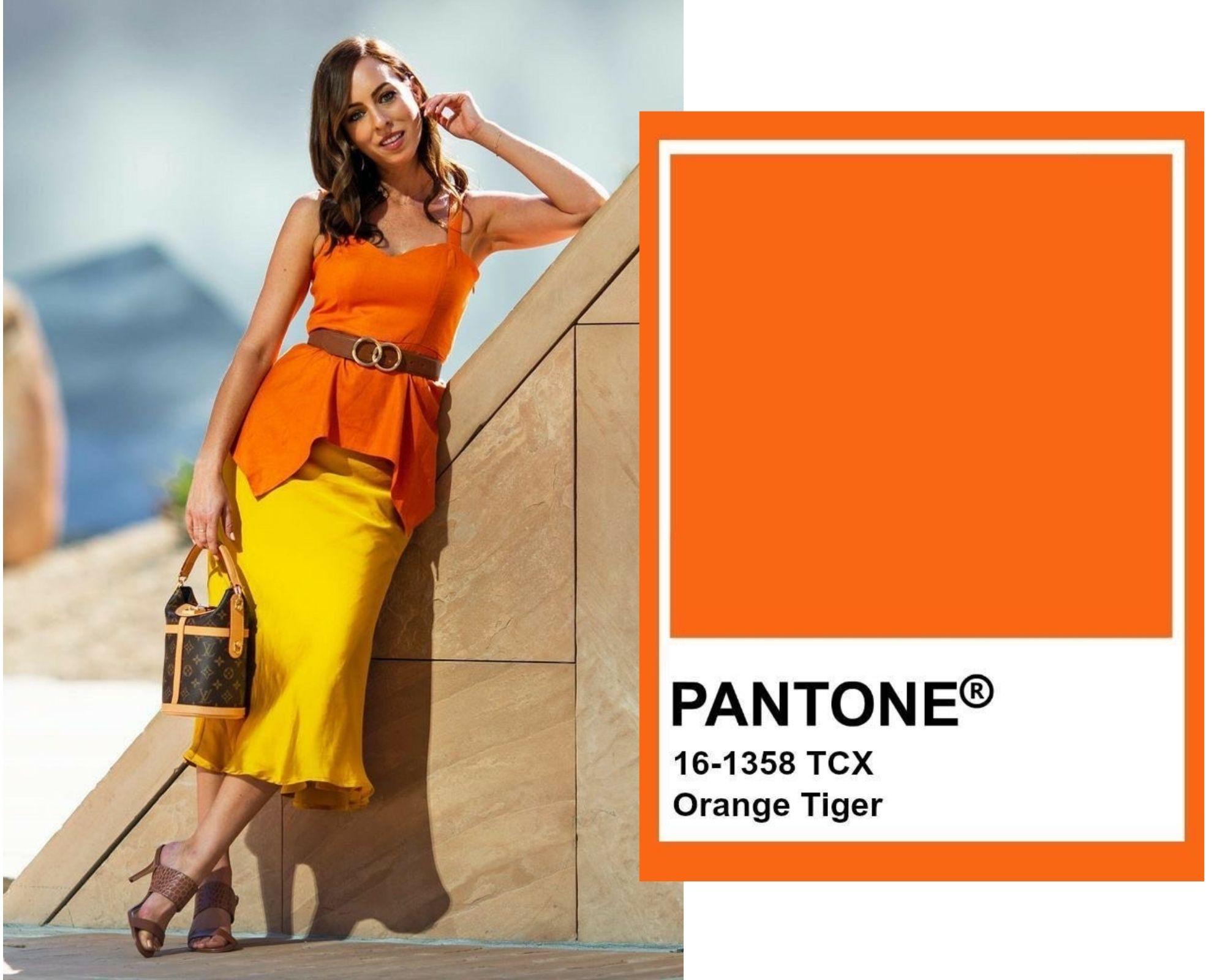 Trend Alert: ¡Orange is the new black!